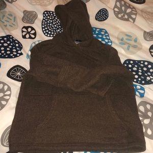 Patagonia kids hooded sweatshirts